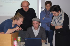 Workshop der APBB am 13.3.2013 in der HTWK